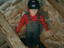 An orphan in the dungeon of our Gettysburg museum