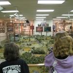 Gettysburg Battlefield Diorama