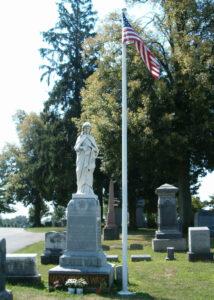Jennie's Gravesite 2