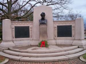 Lincoln Speech Memorial