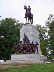 Virginia Monument