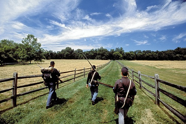 Antietam Field March