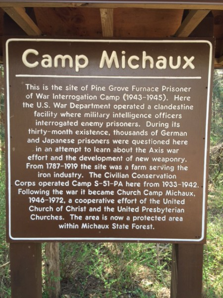 Camp Michaux