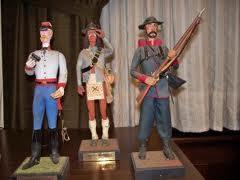 Soldier figurines