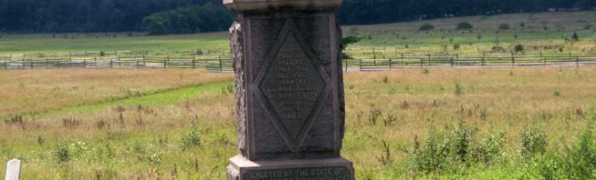1st Delaware Monument