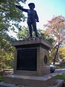 Gen Greenes Monument
