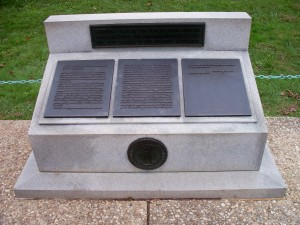 Kentucky State Monument