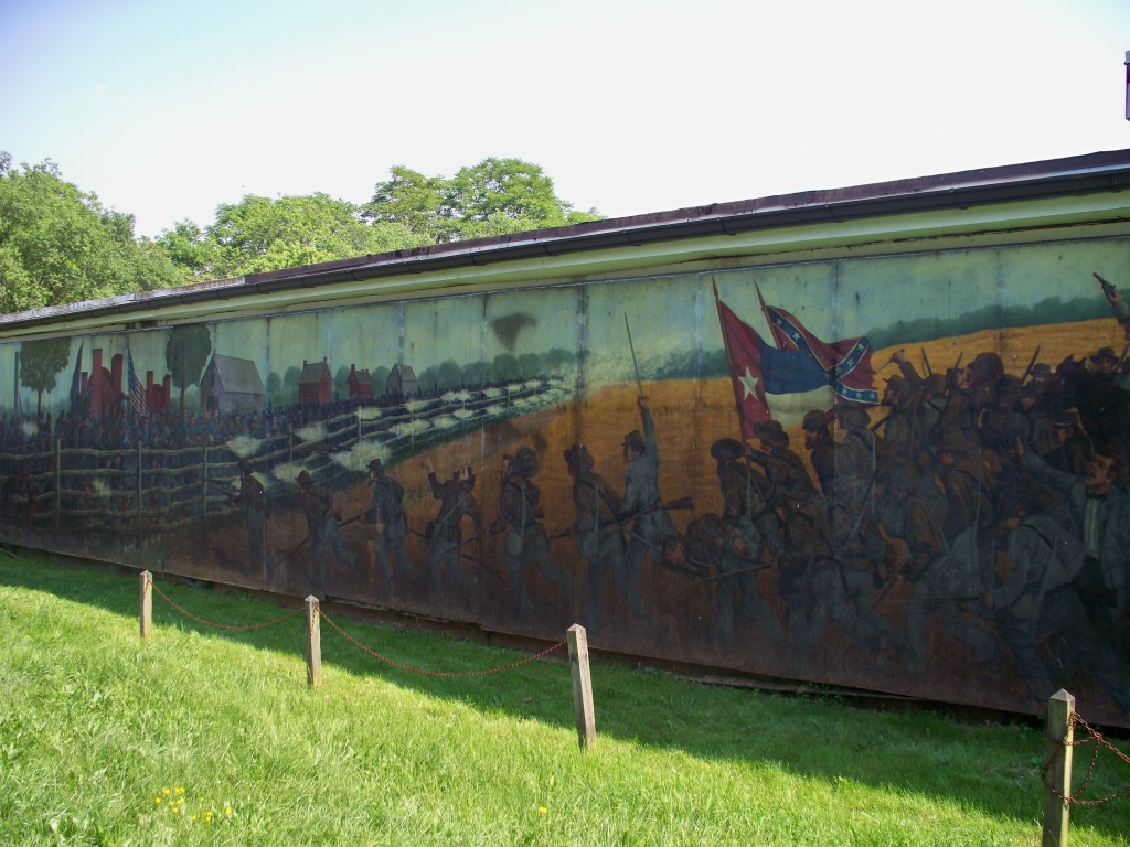 Coster Avenue Mural in Gettysburg