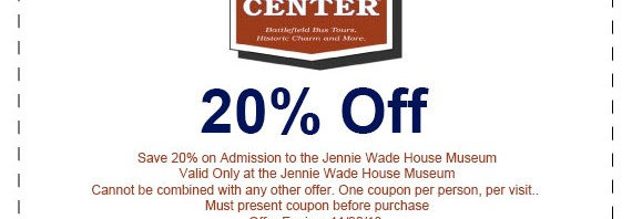 20% off coupon - expires 11/30/13