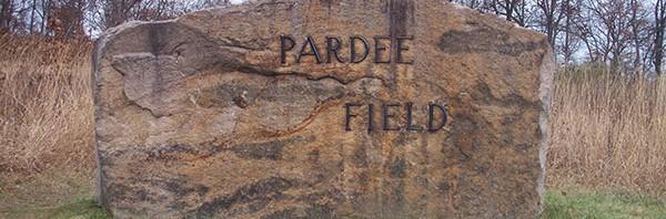 pardee field marker