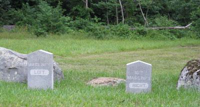 regimental flank markers