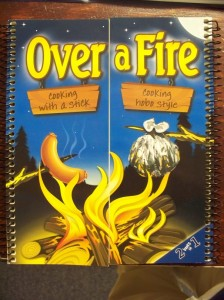 Over a Fire Cookbook