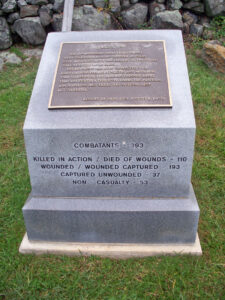 11th Mississippi Infantry Memorial (Bryan Barn)