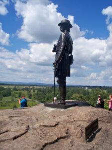 General Gouverneur K. Warren monument