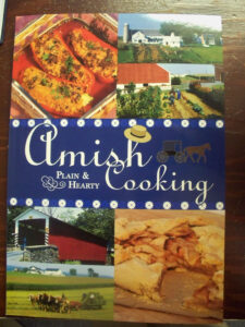 Amish Cooking Cookbook