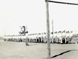 1944 Pow Camp Lineup