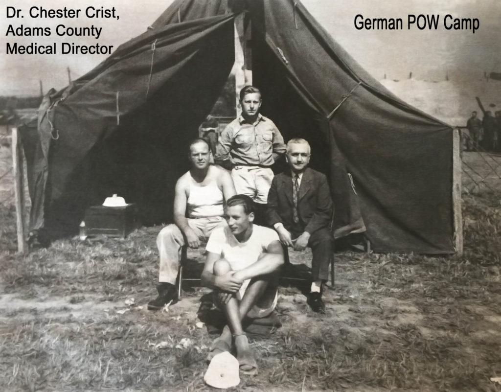 Chester Crist & POWs