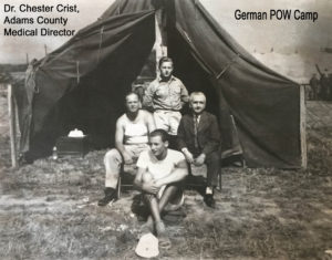 Chester Crist & POWs