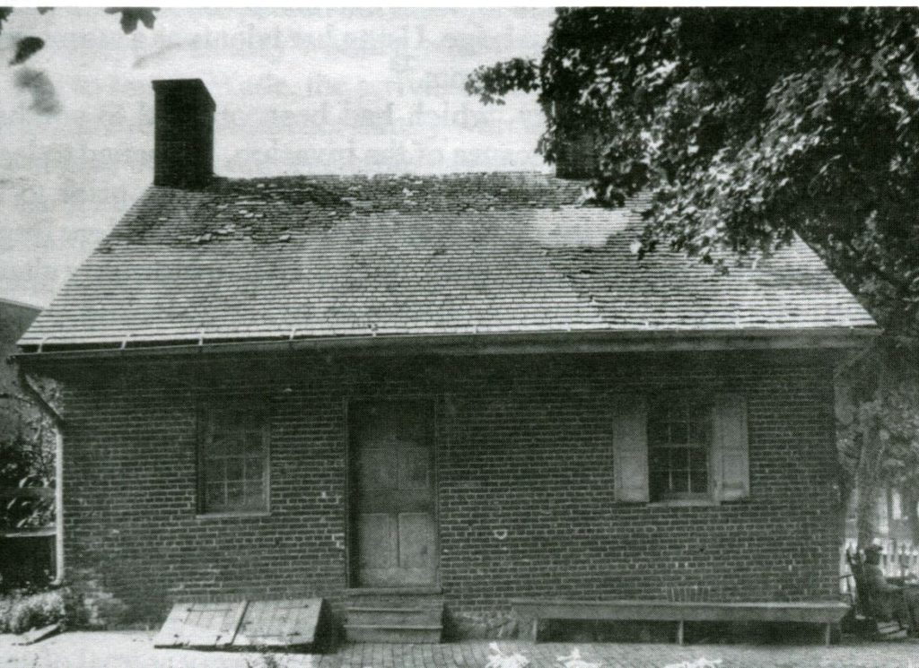 classic jennie wade house photo