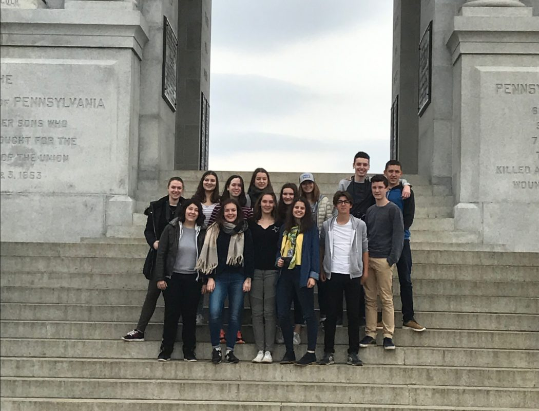Wyoming Seminary School at the Pennsylvania State Memorial