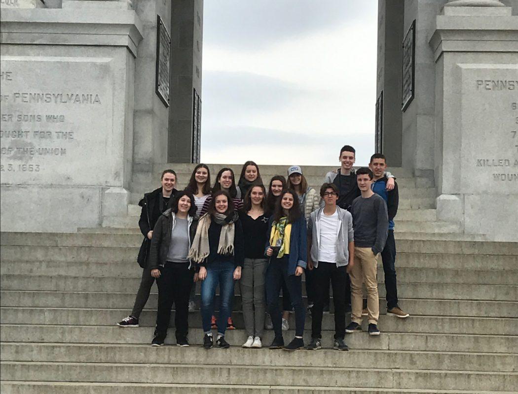 Wyoming Seminary School at the Pennsylvania State Memorial