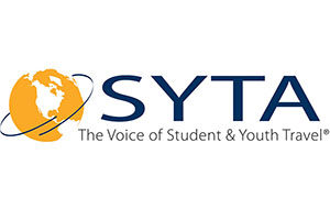 SYTA - the voice of student & youth travel - logo