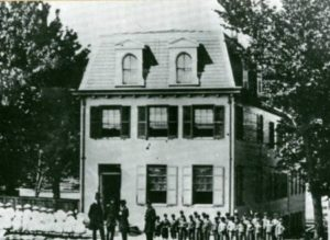 old soldiers orphanage photo