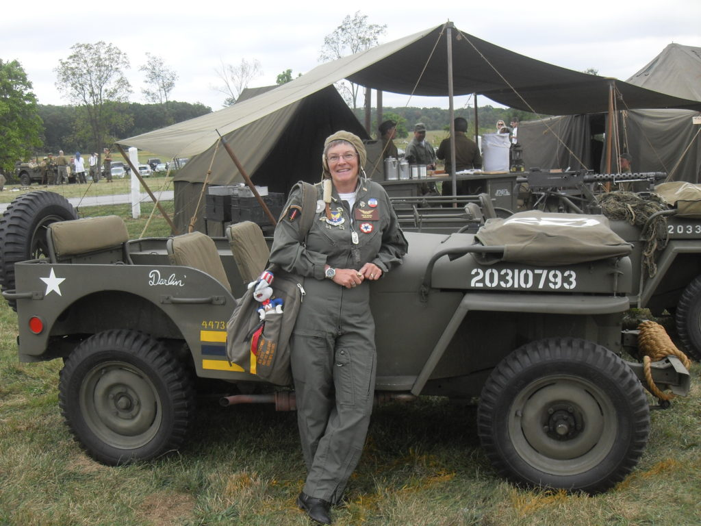 Tara Wenzel,- WWII in Gettysburg Tour Guide