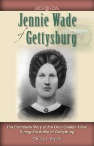 jennie wade of gettysburg book cover