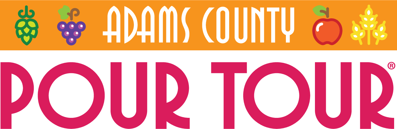Adams County Pour Tour logo