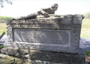 96th PA infantry memorial