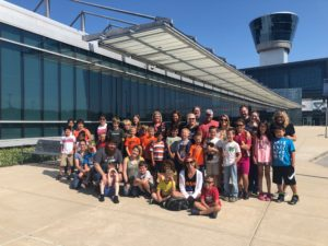 Adams County Library System Summer Visit to the Air & Space Museum