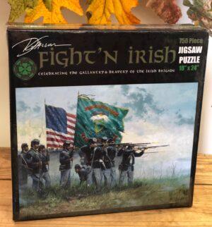 Fight'n Irish 750 piece puzzle box