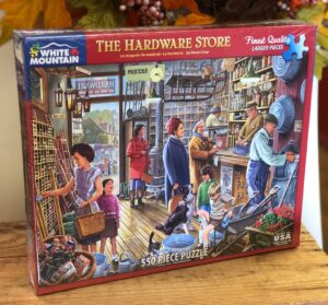 The Hardware Store 550 piece puzzle