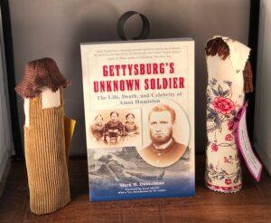 Gettysburg's Unknown Soldier & Orphanage Stump Doll