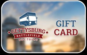 gettysburg battlefield bus tours gift card